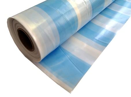 LDPE Dampfbremsfolie / Dampfsperrbahn 4x25 m sd>100 Ausführung