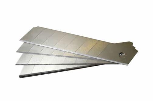 Abbrechklingen/Ersatzklingen 18 mm für Cuttermesser