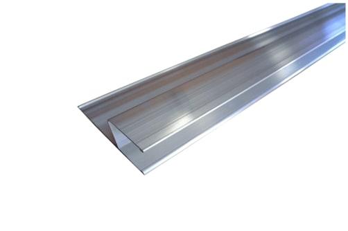 H-Profil-Kartätsche aus Aluminium