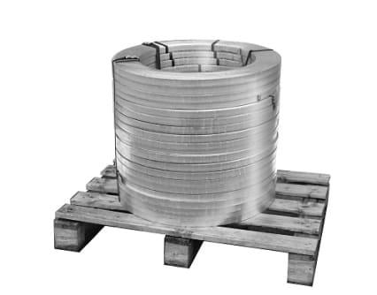 Erdungsband verzinkt, flach, 30m Rolle