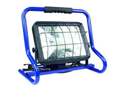 Slimline Mobiler Chip LED Strahler 50 W
