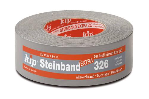 KIP 326 Gewebe-Steinband Extra Profi-Plus-Qualität