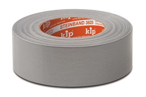 KIP 3825-48 Gewebe-Steinband, 48 mm, 50 m Rolle/Karton