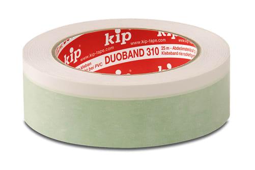 KIP 310 Duo-Klebeband, doppelseitig, 35 mm, 25 m lang