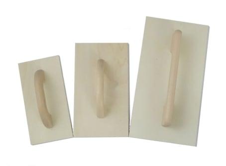 Holz-Reibebrett, diverse Ausführungen