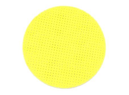 25 Klett- Schleifscheiben Ultrapad Edelkorund gelb Ø225 mm