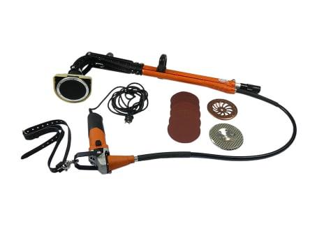 ROKAMAT Parkettschleifer GEX P inkl. Spezialschleifteller 150 mm