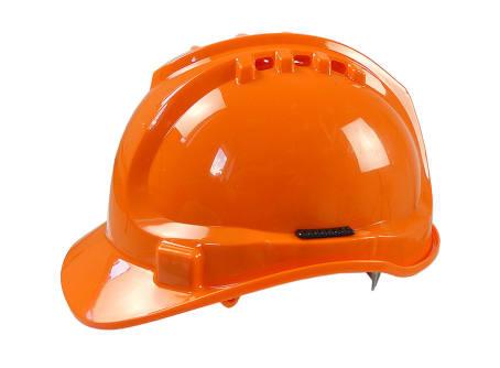 Bau-Schutzhelm 6-Punkt EN397