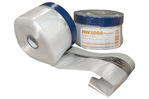 Gewebe-Masker für AUSSEN, 550 mm x 20 lfm