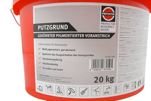 PROTEKTOR Putzgrund 20 kg Eimer