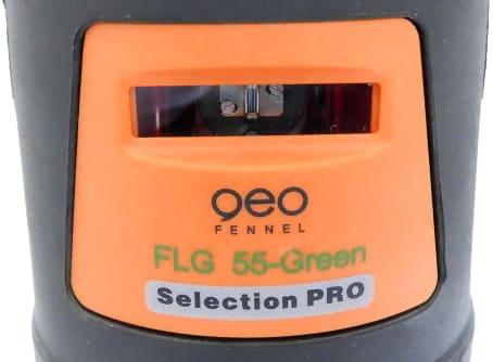 GeoFennel Kreuzlinienlaser FLG55-Green SP
