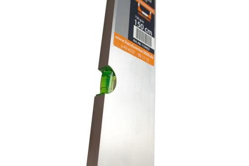 Profi Premium Estrich Setzlatte / Richtlatte / Abziehlatte / Putzlatte V 80x18mm