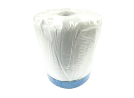 SCHULLER Abdeckfolie mit Blue Mask Gewebeband, verschiedene Ausführungen