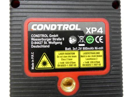 XP4 Pro Laser-Entfernungsmesser