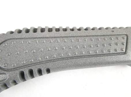 Cuttermesser grau 18mm mit Abbrechklinge