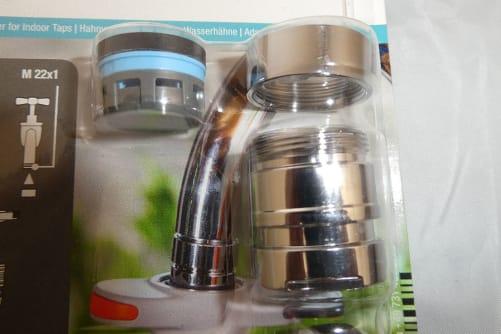 GARDENA Adapter für  Indoor-Wasserhahn