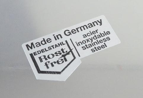 Drehgriffspachtel rostfrei, 120 mm, diverse Ausführungen