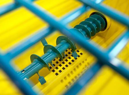 Horizontalmischer >stockbig® No. 9 /Sackwarenmischer, EU-Ausführung