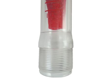 Wasserdurchflussmesser rot 150-1500 l/h