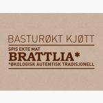 Logo til Brattlia Mat og Kultur AS
