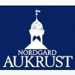 Logo til Aukrust Gard og Urteri
