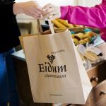 Logo til Eidum Gårdsbakeri