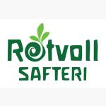 Logo til Rotvoll Safteri