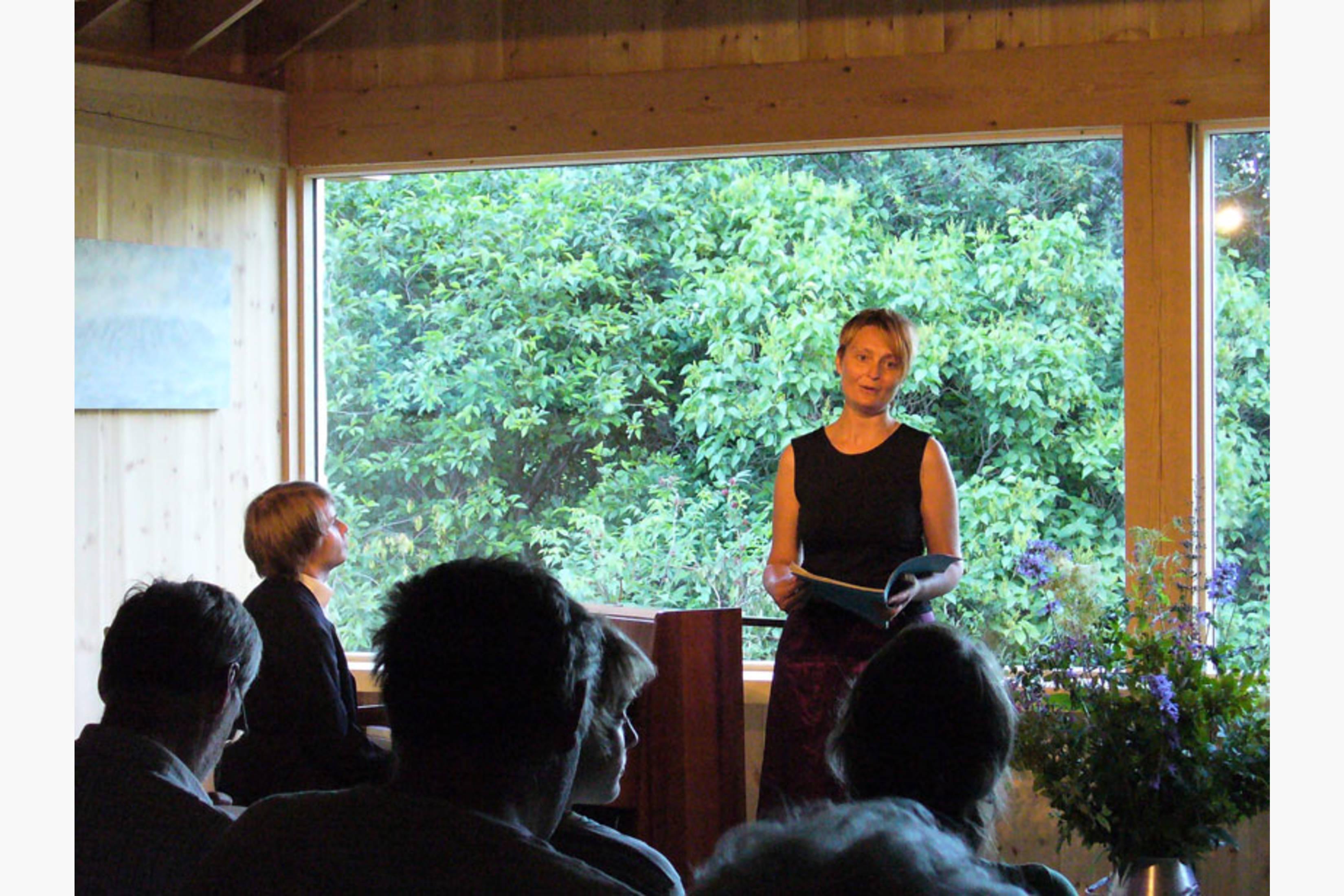 Grieg-konsert i Urtehagehuset