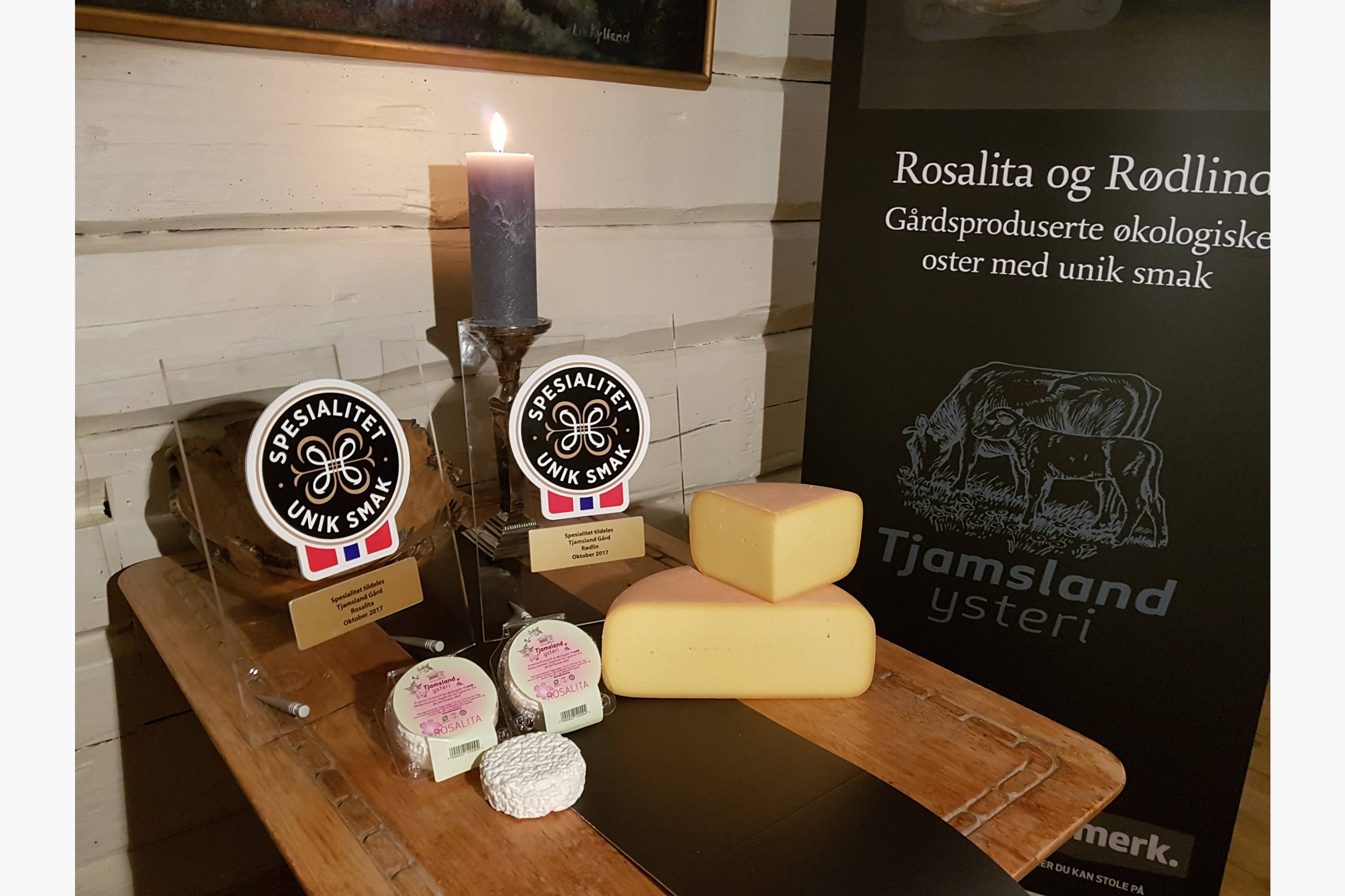 Spesialitetsmerket ost