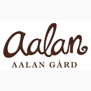 Logo til Aalan Gård