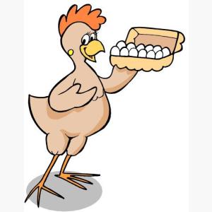 Logo til Eggkroken