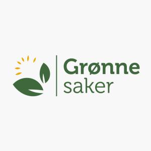 Logo til Hagells Bær og Grønne Saker