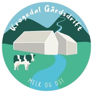 Logo til Krogedal gårdsdrift