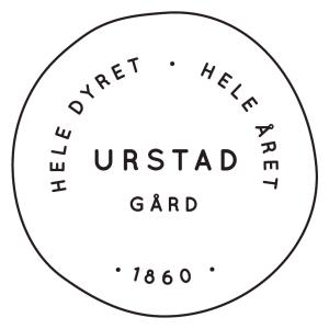 Logo til Urstad Gård