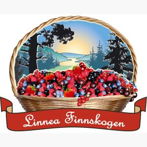 Logo til Linnea Finnskogen