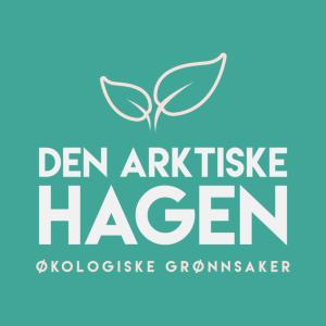 Logo til Den arktiske hagen AS