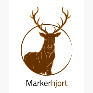 Logo til Markerhjort