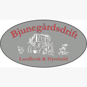 Logo til Bjune gårdsdrift