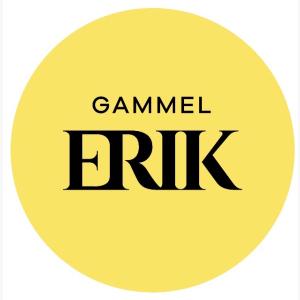 Logo til Gammel Erik (tidl. Elvekanten ysteri)
