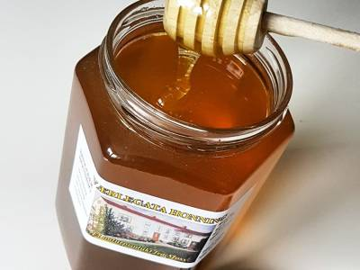Bilde fra Værlegata honning