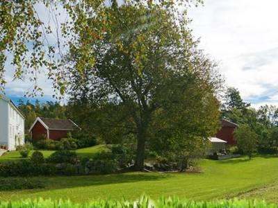 Bilde fra Øvre Tønnesøl Gård