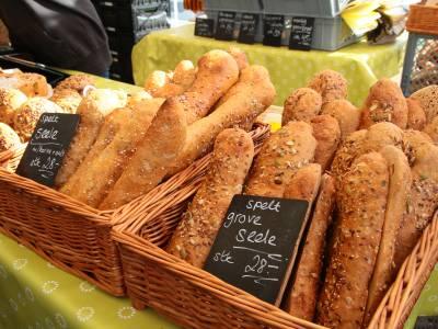 Bilde fra Bakeri Unseld/Bakeriet i Kabelvåg