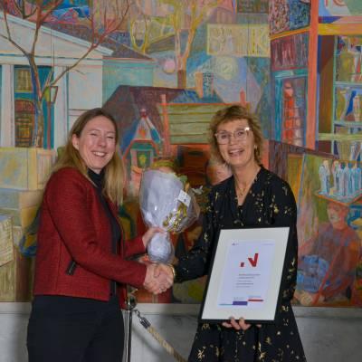 Bilde av Bondens marked vinner pris i Oslo