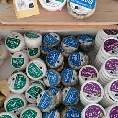Bilde av Verdens beste oster til Bergen i 2018