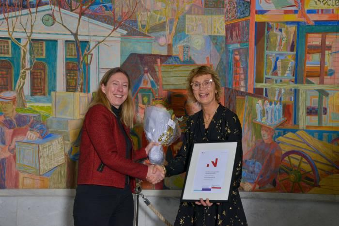 Bondens marked vinner pris i Oslo