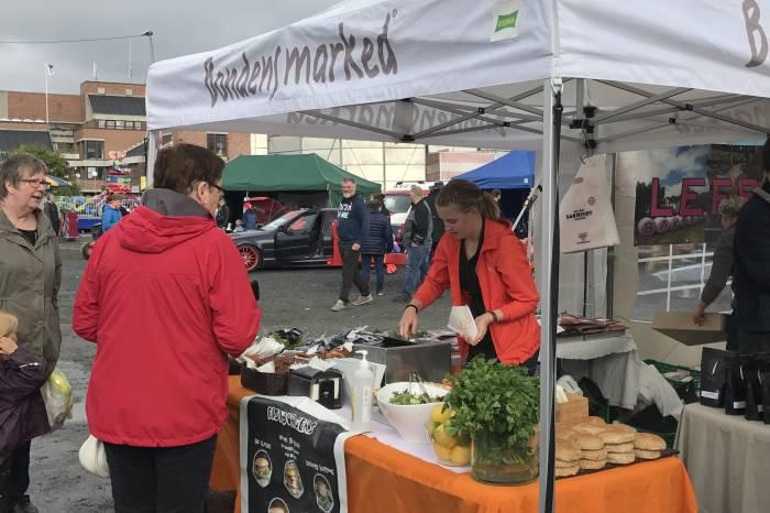 Første marked i Lofoten