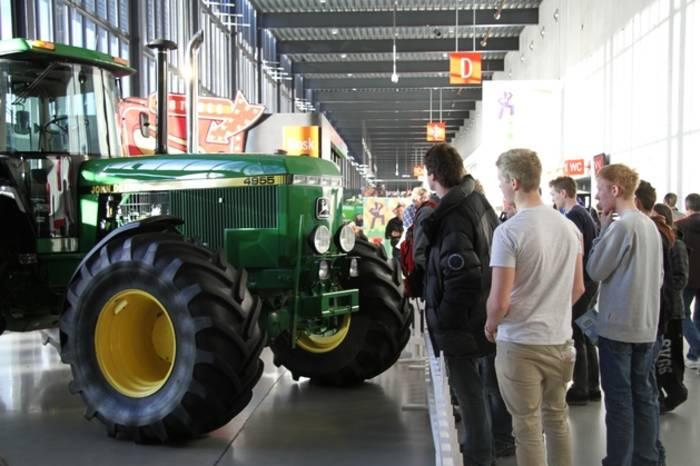 Møt oss på Agroteknikk
