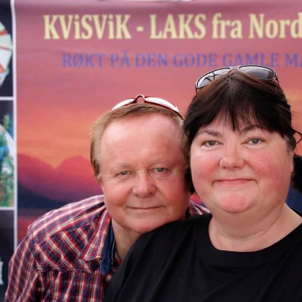 Bilde av Røkt laks på gamlemåten!