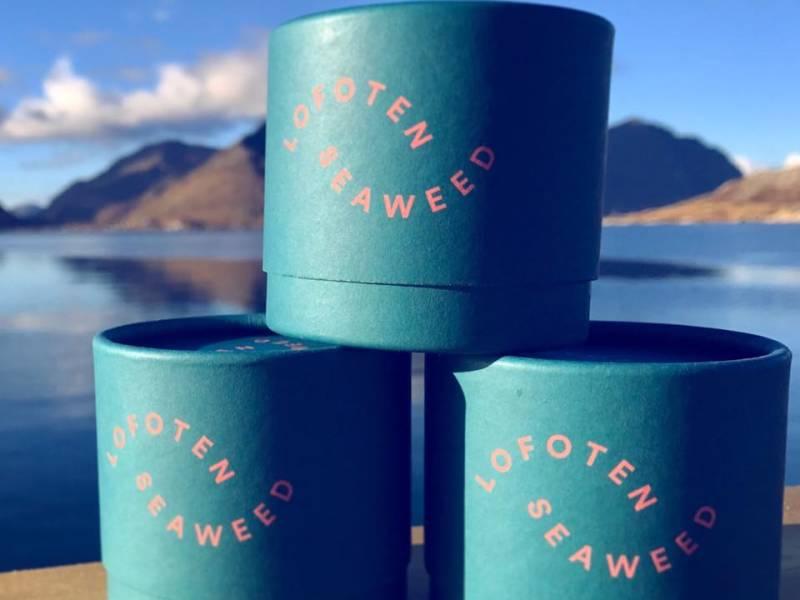 Bilde fra Lofoten Seaweed Company