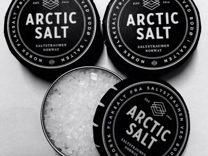 Bilde fra Arctic salt